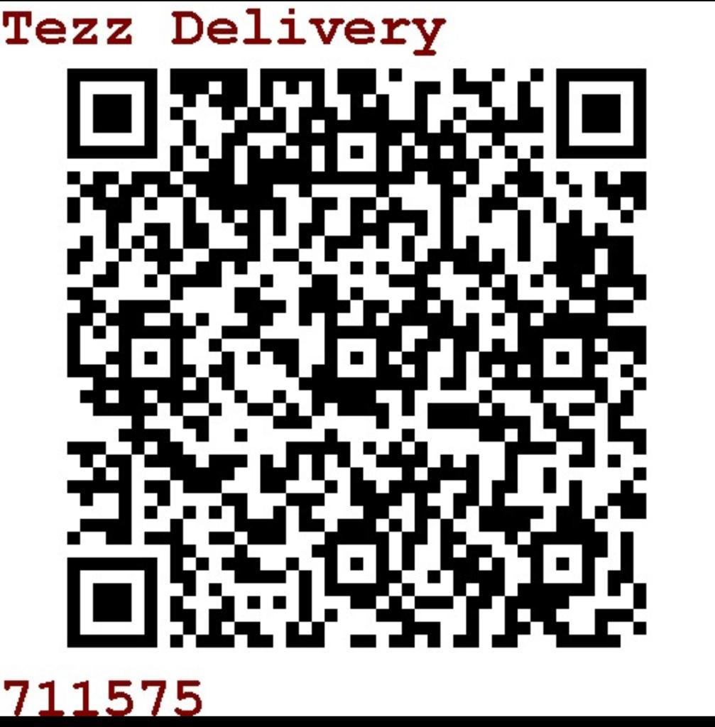 Tezz Delivery QR Code Easypaisa